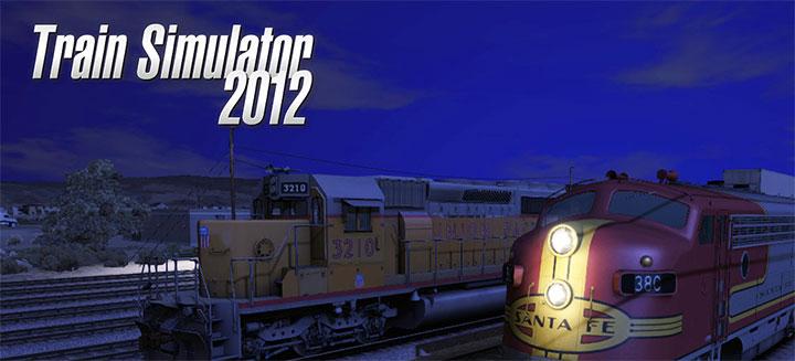 Railworks 3: TS2012